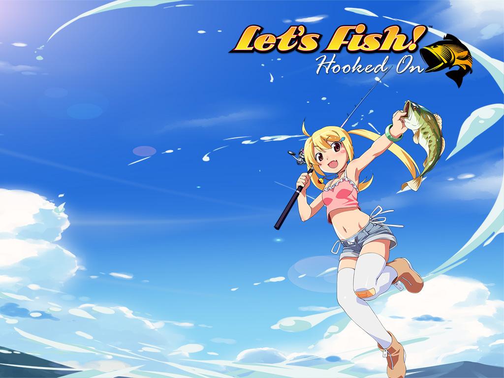 Let's Fish! Hooked On ya tiene fecha de estreno [Lanzamientos]
