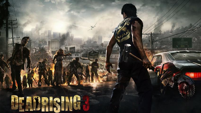Este trailer de Dead Rising 3 esta reprobado de la escuela de conductores [Video]