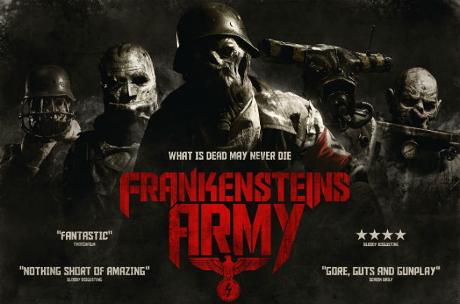 Frankenstein's Army podría ser una peli de Wolfenstein [Video]