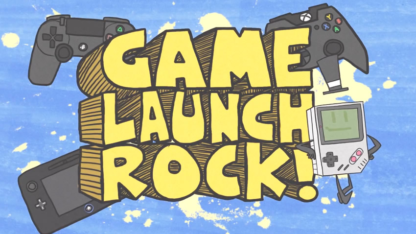 game launch rock