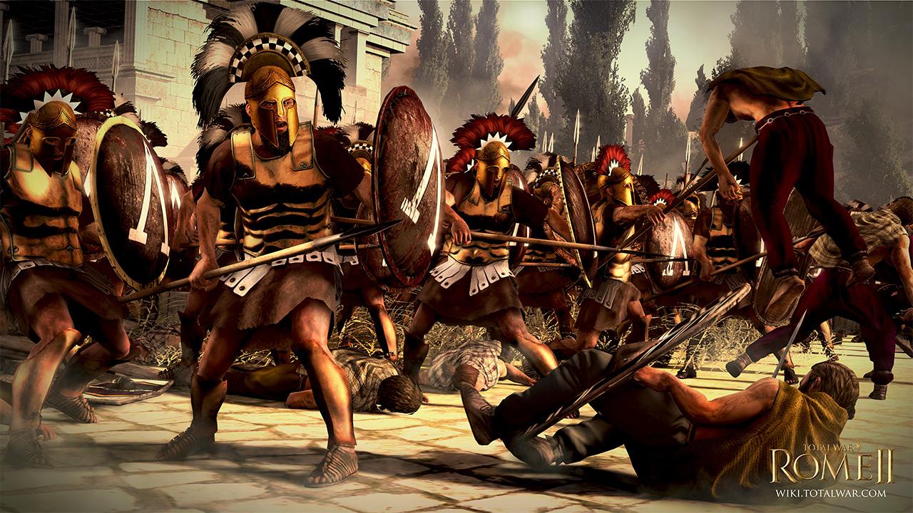 Un nuevo trailer de Total War: Rome II para chuparse los dedos [Video]