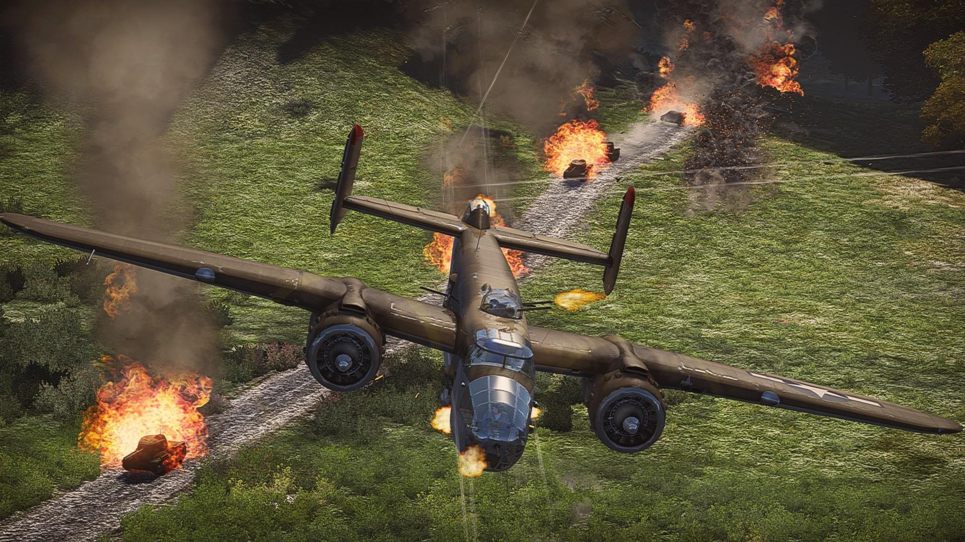 Veamos ahora este precioso trailer CGI de War Thunder [Vídeo]