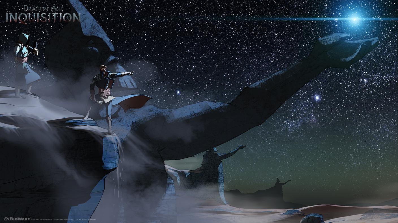 Nuevo Gameplay, arte y detalles de Dragon Age: Inquisition [STUFF]
