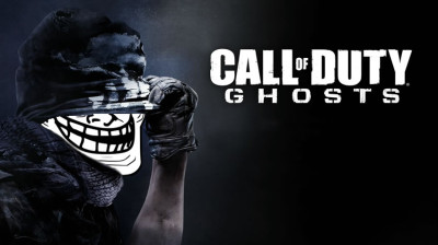 Esos Skins Pack parecen mosaicos de escritorio en Call of Duty: Ghost [Trolling COD]