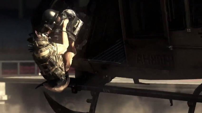 Trailer del modo campaña de Call of Duty: Ghost [Here we go again]