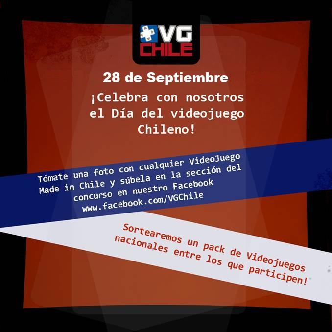 Día del videojuego chileno [Concurso shuper!]