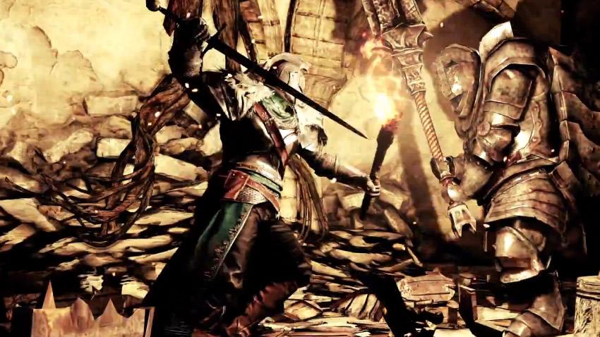 Anunciada la fecha de lanzamiento de Dark Souls 2 [Vídeo]
