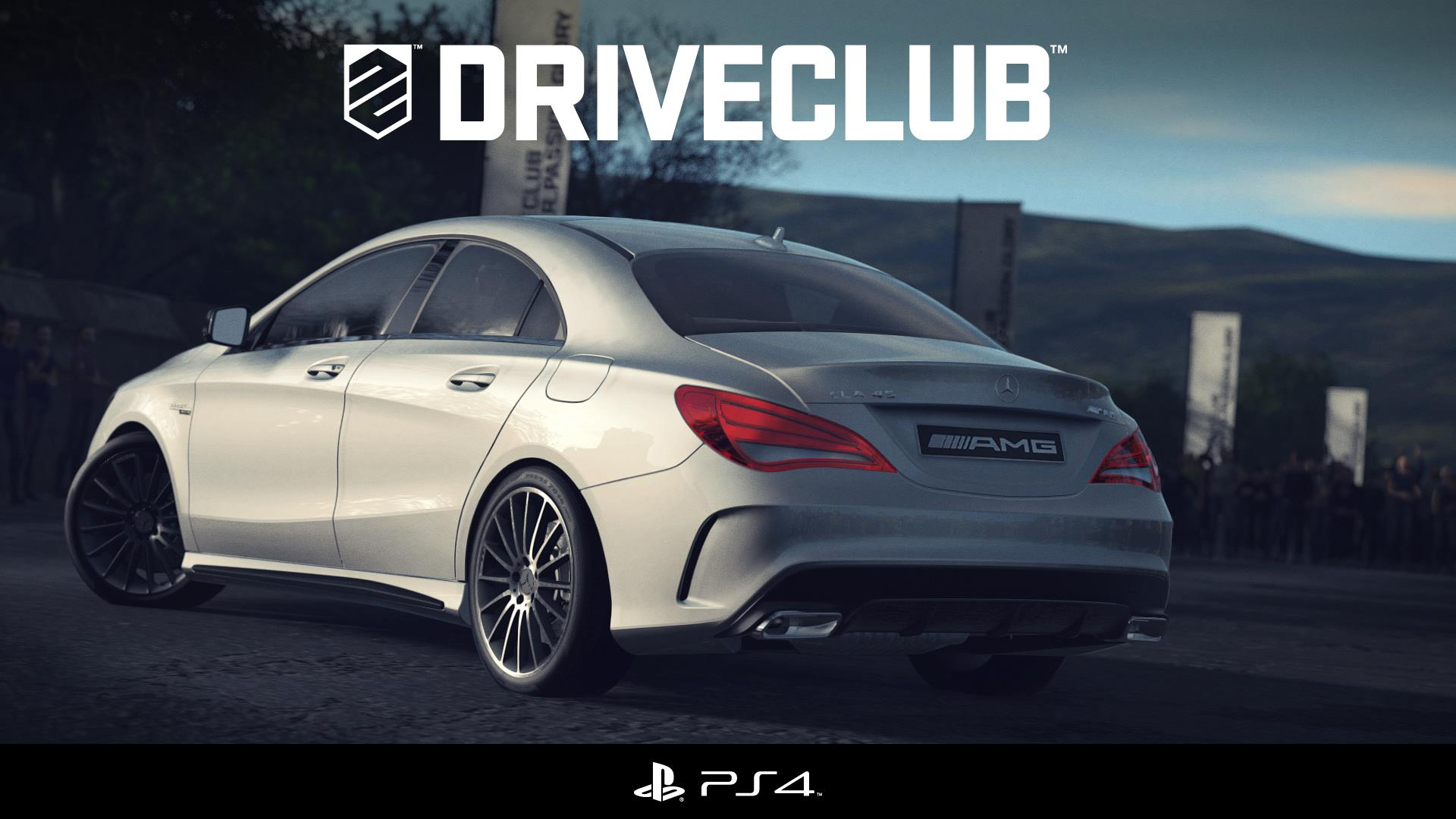 15 minutos de DriveClub en PS4 [GAMEPLAY]