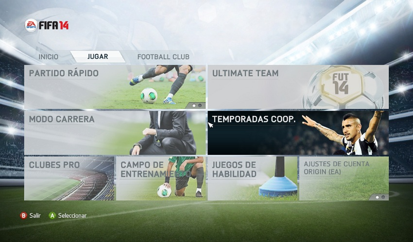 Demo de FIFA 14 ya se encuentra disponible [PS3, Xbox 360 y PC]