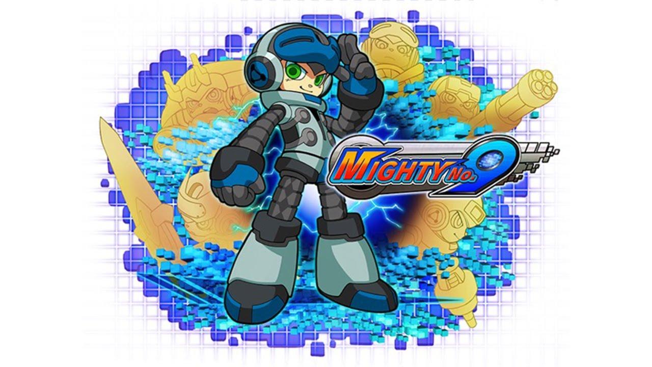 Keiji Inafune anuncia Mighty No.9, el sucesor espiritual de Megaman [Kickstarter]