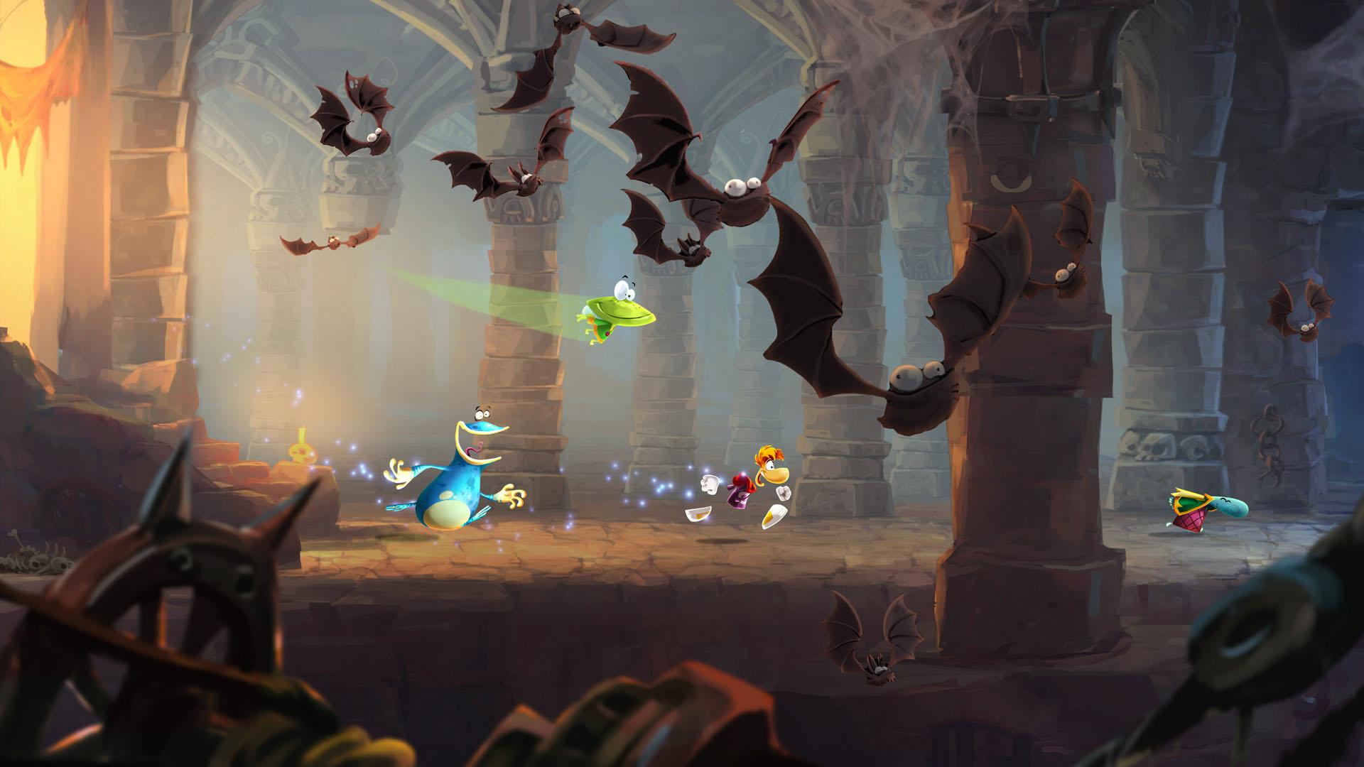 A la versión de PS Vita de Rayman Legends le faltan 28 niveles [Fails]