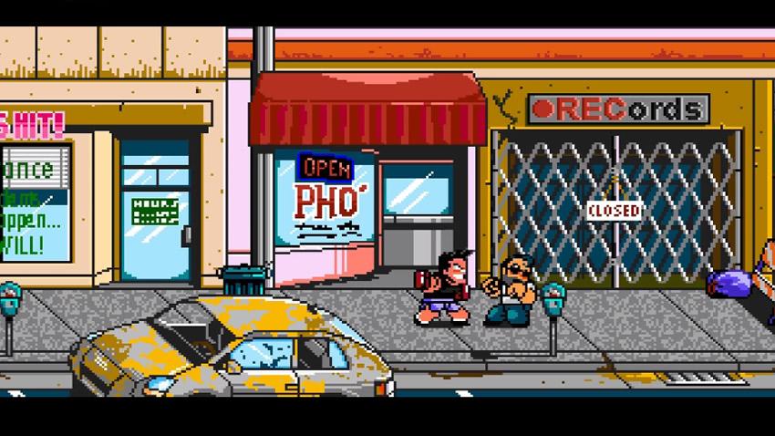 River City Ransom Underground pretende traer de vuelta un clásico de NES [Kickstarter]