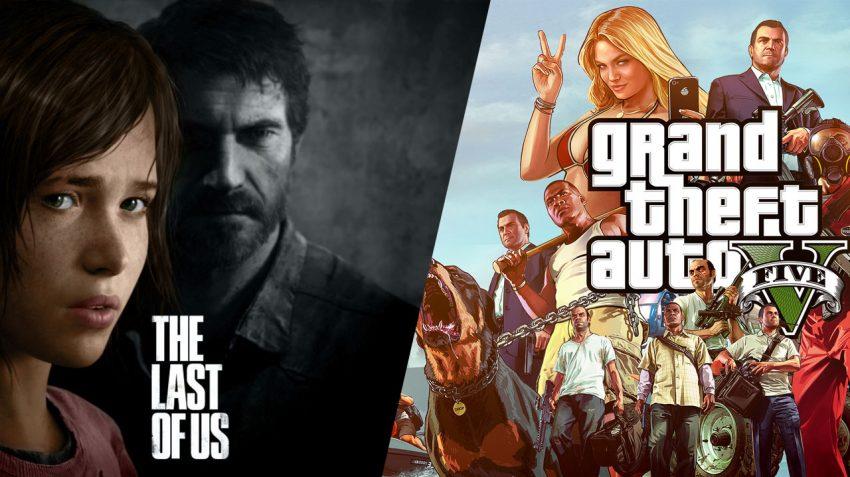 The Last of Us vs GTA V