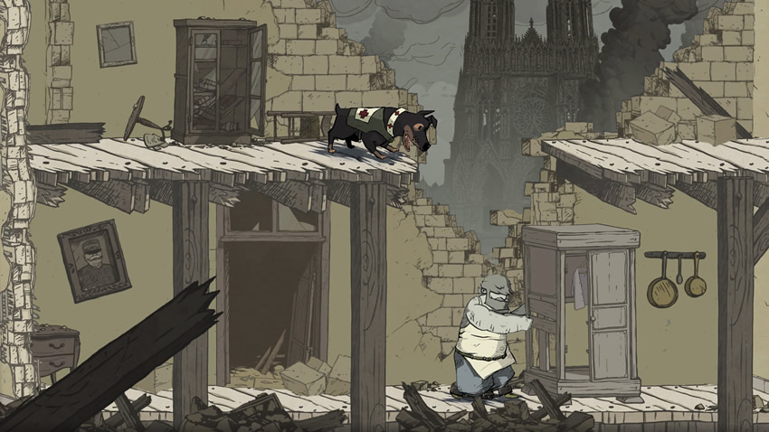 Valiant Hearts es un juego que seguramente tocara tu corazón [Vídeo]