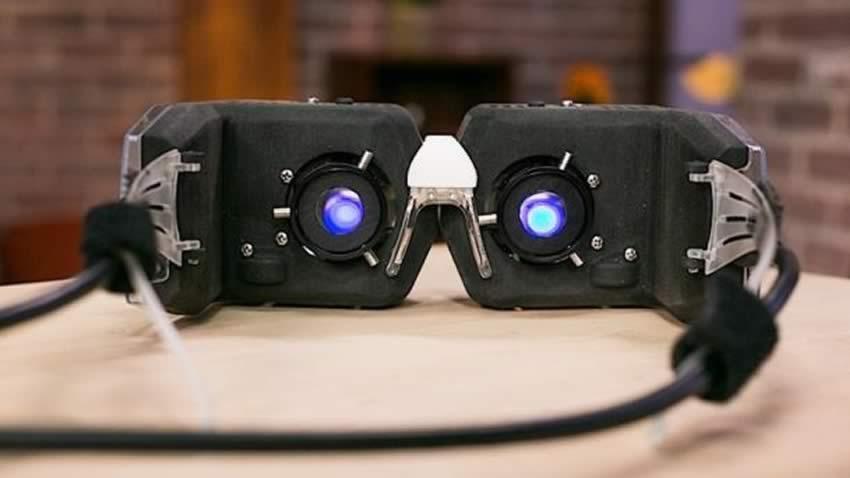 Este dispositivo podría ser el siguiente paso en realidad virtual después del Oculus Rift