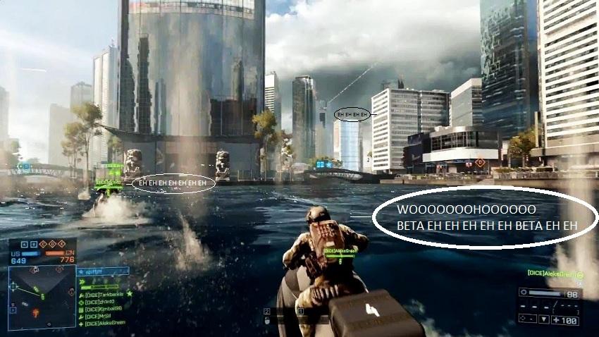 Battlefield 4 comienza su beta abierta este 4 de octubre [SIEGE OF SHANGHAI NIUS]