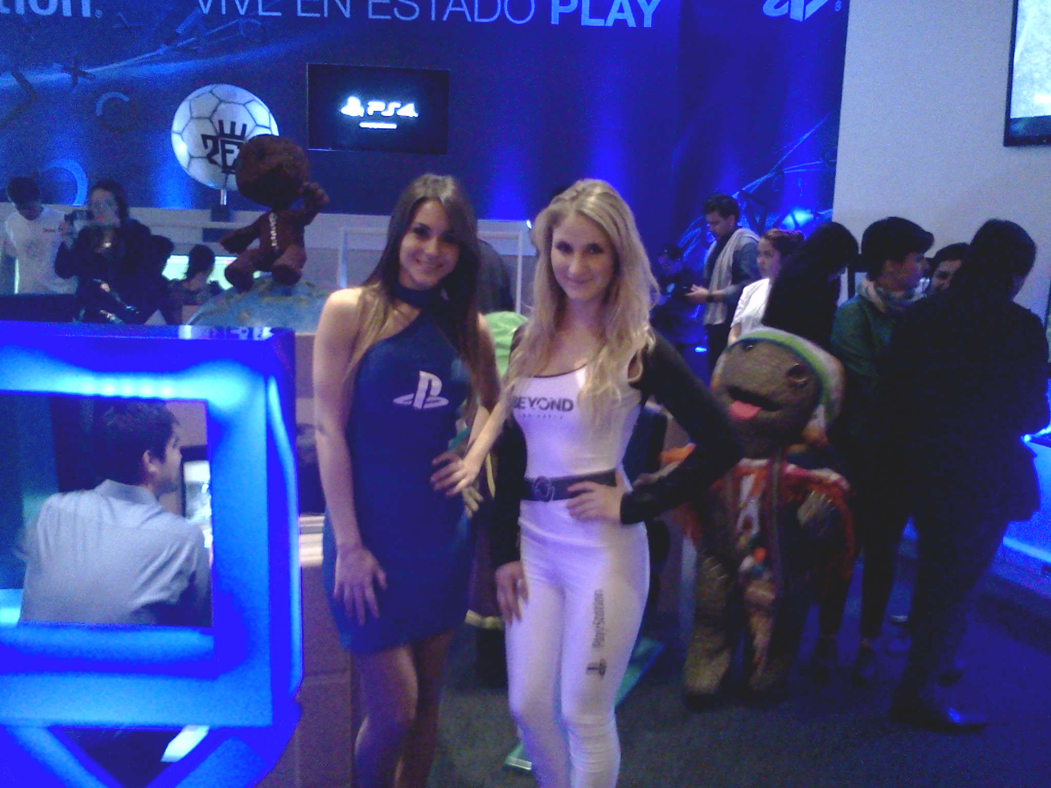 "Sony Chile estrena ""Beyond: Two Souls"" y ""Planeta Play"" [EVENTOS]"