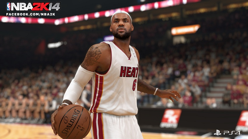 NBA 2K14 muestra como lucirá en consolas nextgen [OMG TRAILER]