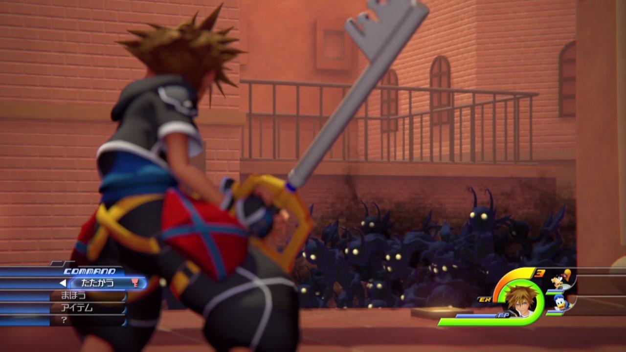 Kingdom Hearts 3 estrena un nuevo video mostrándonos un poco del combate [GAMEPLAY]