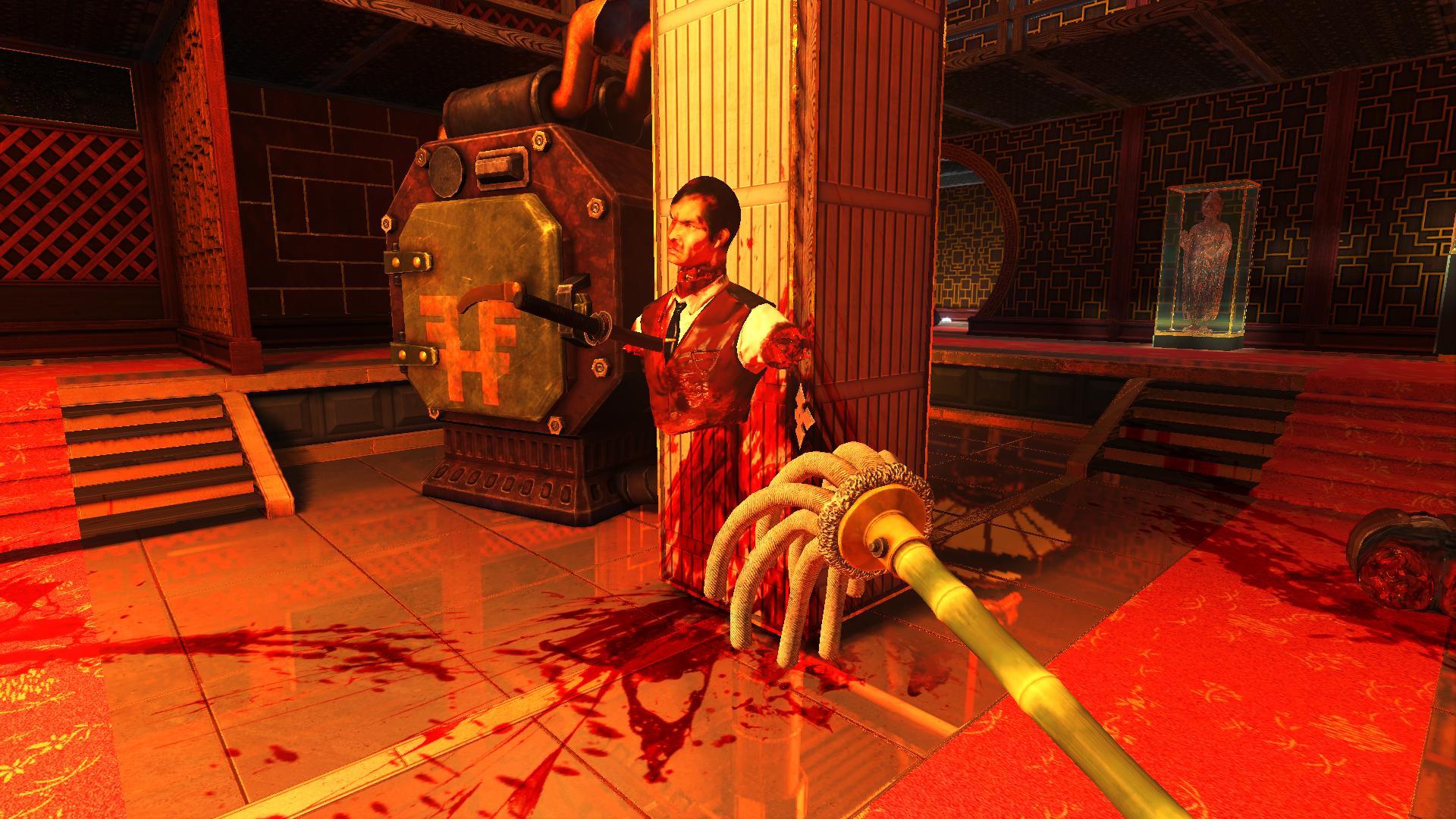 Este agregado para Shadow Warrior te permite limpiar todo el desorden después de la batalla [Vídeo]