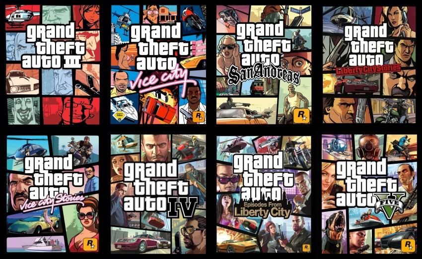 GTA Covers