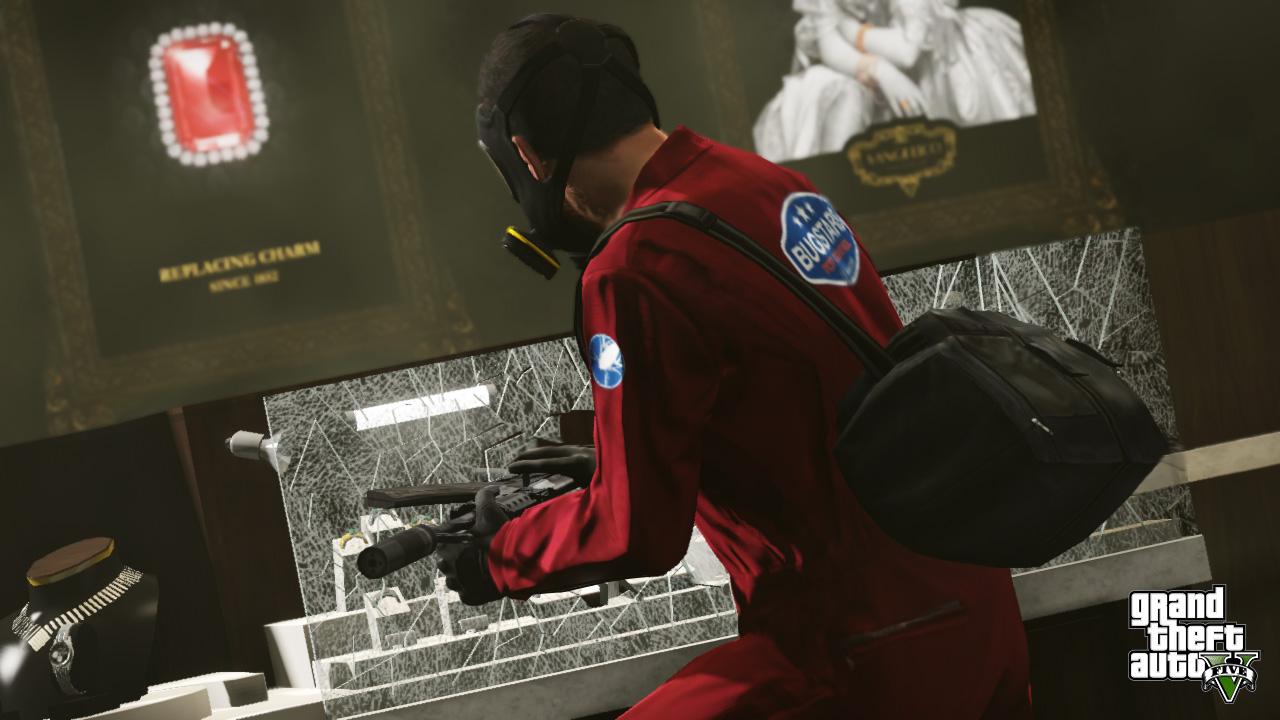 Rockstar confirma la pronta llegada de los Heists y otras cosas a GTA V Online [R*]