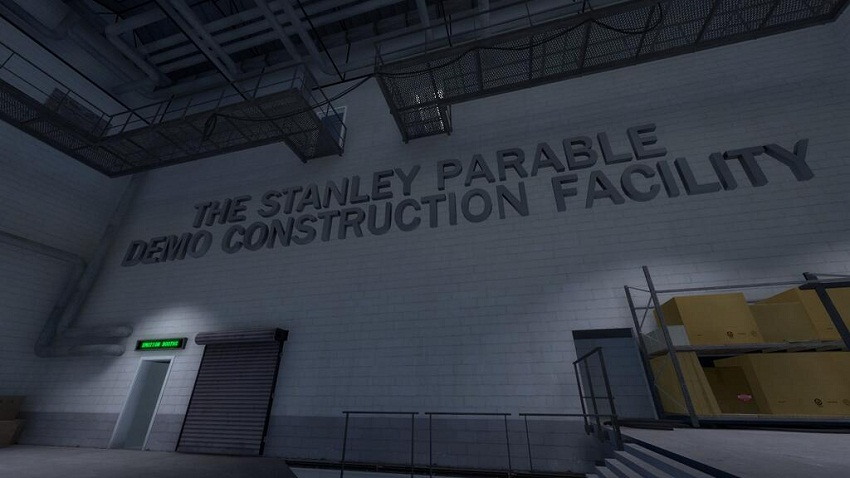 El demo de The Stanley Parable es la cumbia [BREVE DEMO CUMBIA NEWS]