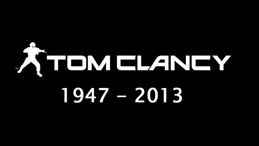 Muere Tom Clancy a la edad de 66 años [SNIF NEWS]