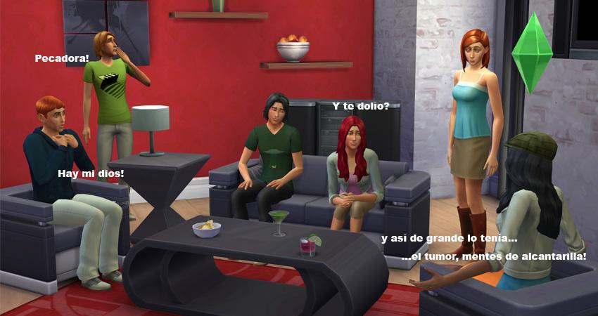 The Sims 4 anunciado para el 2014 [Get a life nau!]