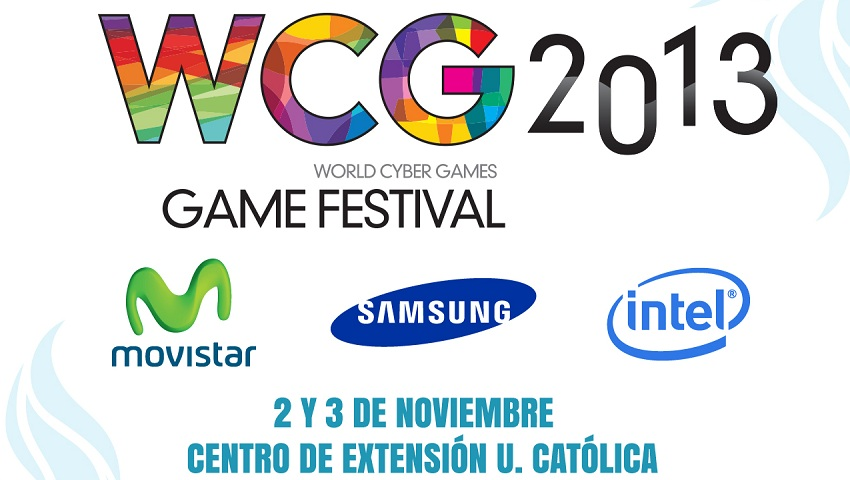 World Cyber Games Movistar 2013 ya tiene fecha y lugar [ANUNCIOS]