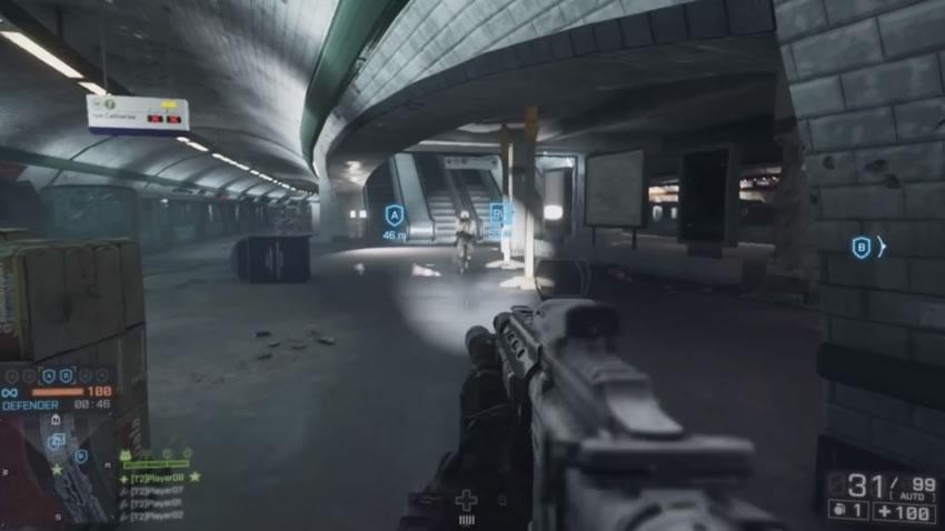 """El primer DLC de Battlefield 4 es lo mismo que Battlefield 3 pero con """"levolución"""" [Vídeos]"""
