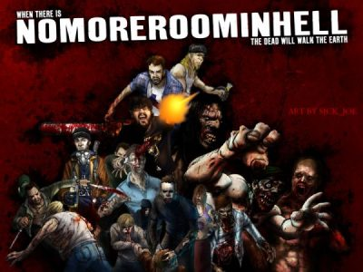 Niños zombies crean polémica en No more room in Hell [Lagzero en Halloween]
