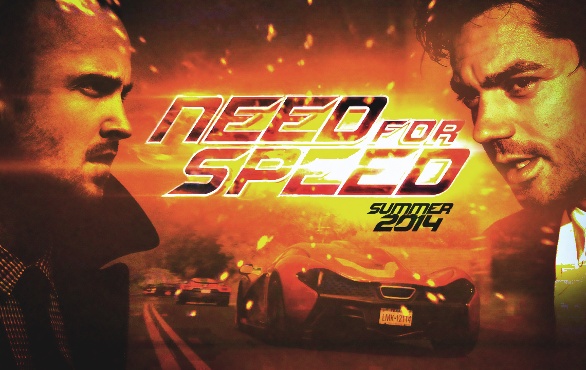 Nuevo trailer de Need for Speed the movie [Video]