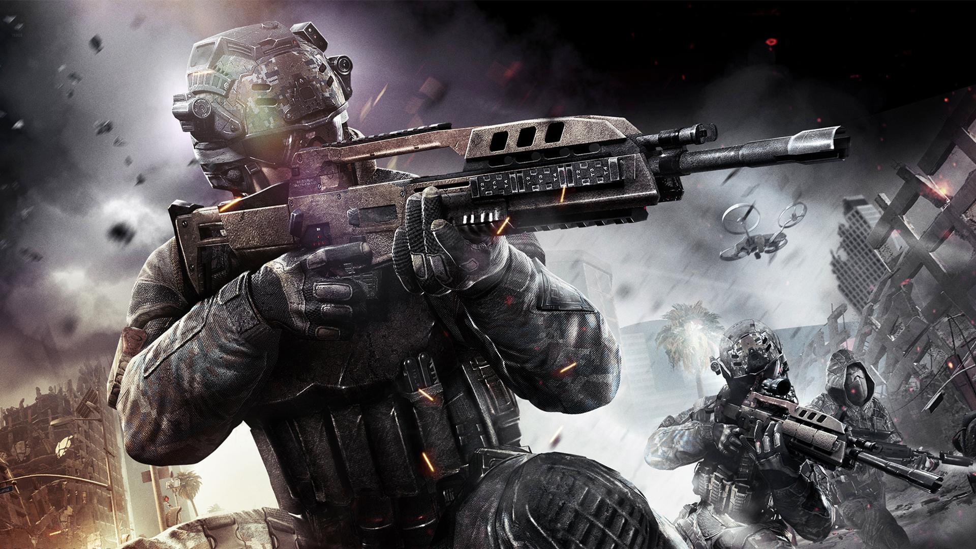 Niño va al baño y condena a sus soldados a una muerte segura en Call of Duty [Cualquiercosa News]