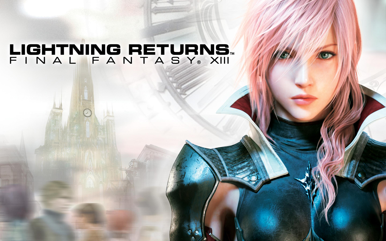 Veamos algunos minutos de Lightning Returns: Final Fantasy XIII [Video]