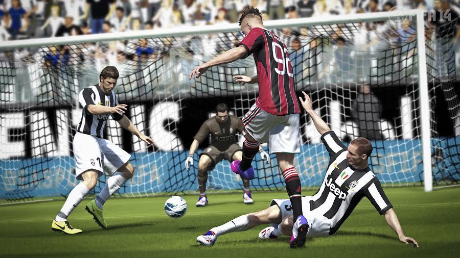 Xbox 360 te invita a un torneo de FIFA 14 durante Noviembre