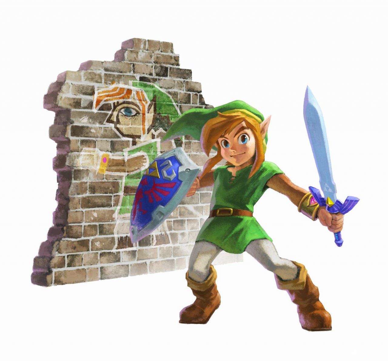 Comparativas animadas de ayer y hoy… The Legend of Zelda [Video]