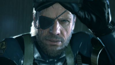 MARAVILLOSO!: 12 minutos de gameplay de Metal Gear Solid V en PS4 [Video]
