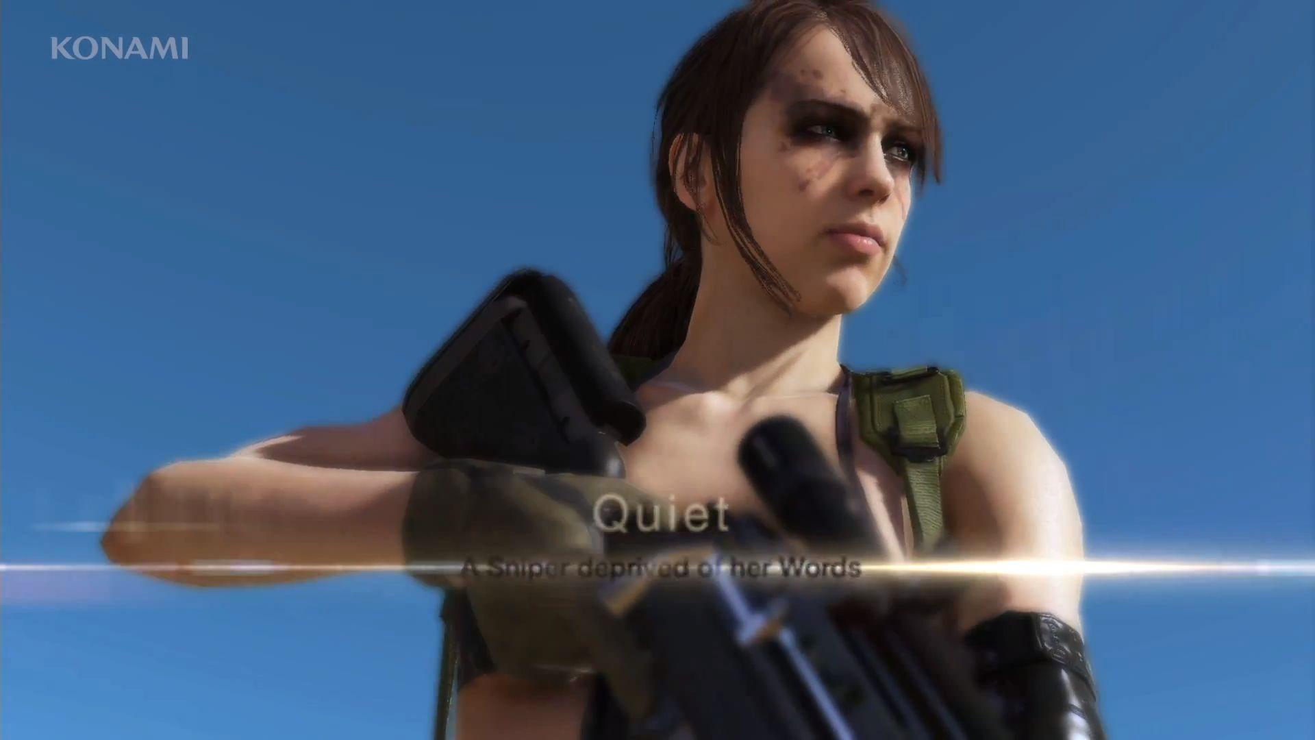 Metal Gear Solid 5: Ground Zeroes tiene fecha de lanzamiento