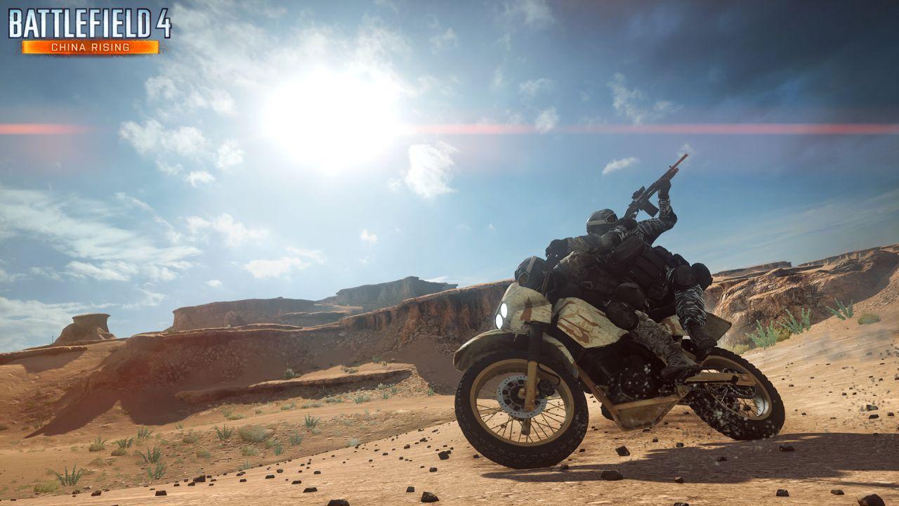 Trailer de lanzamiento de Battlefield 4: China Rising [Vídeo]