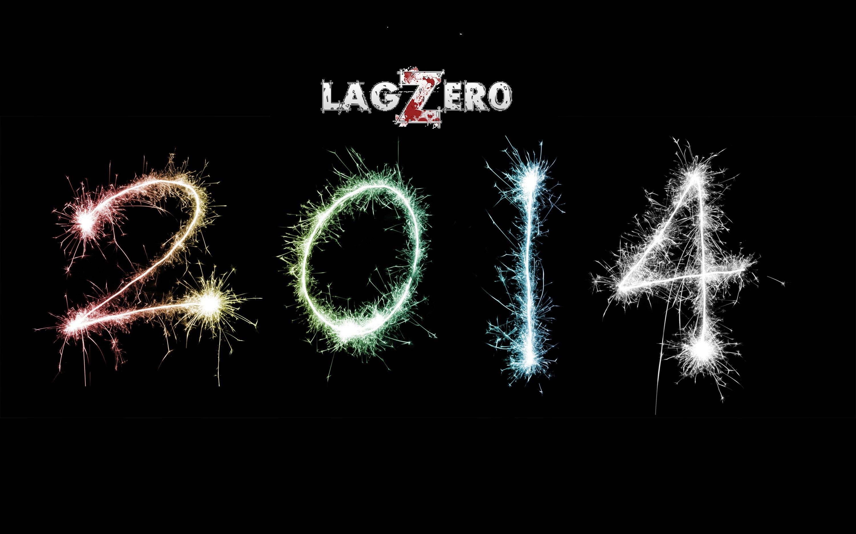 LagZero les desea un muy buen año 2014 [New Years FTW!!]