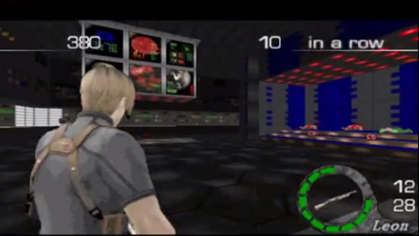 Juega con los personajes de Resident Evil en Doom [Mods]