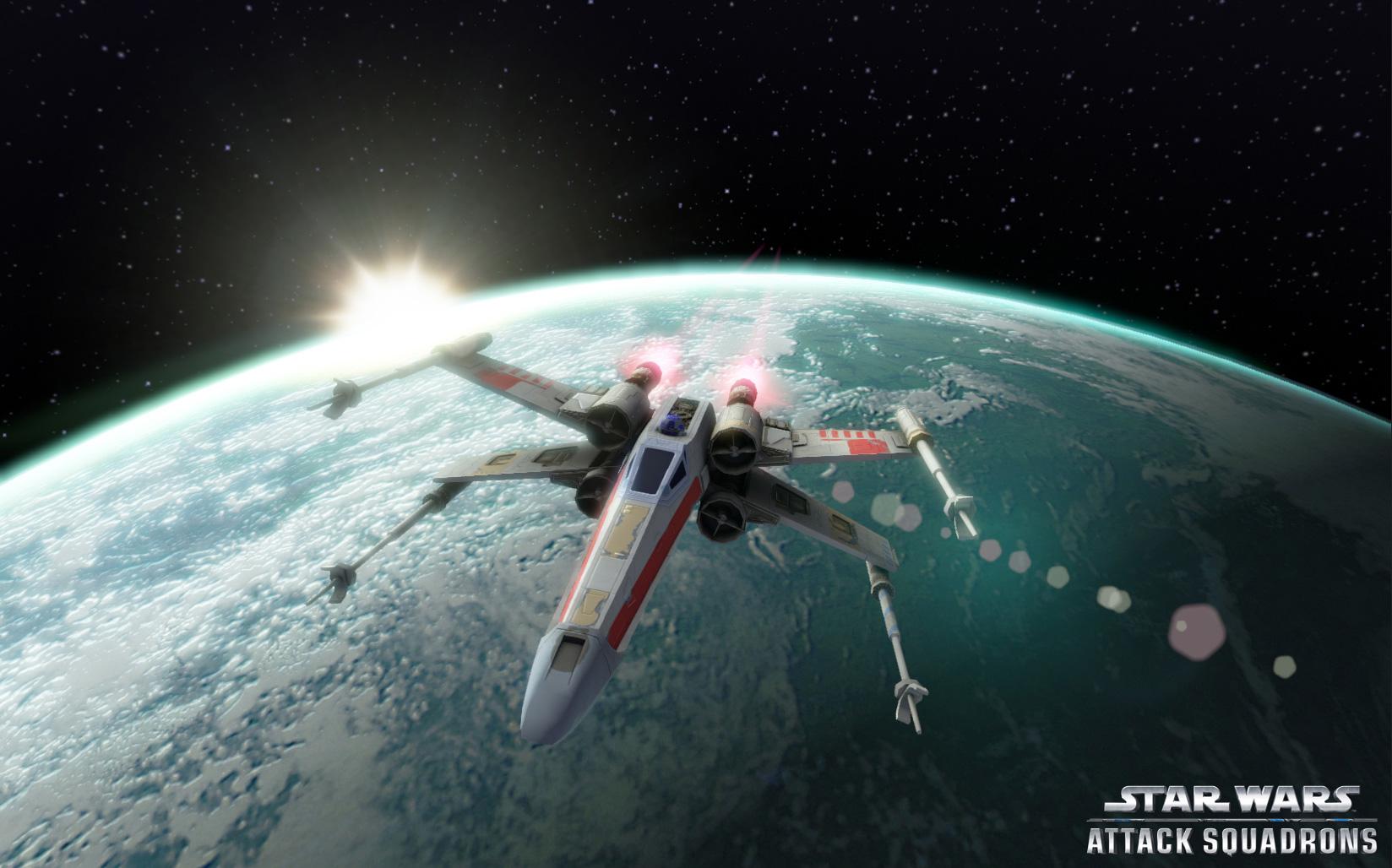 Star Wars: Attack Squadrons no es el remake de X-Wing VS Tie Fighter que están buscando [Anuncios]