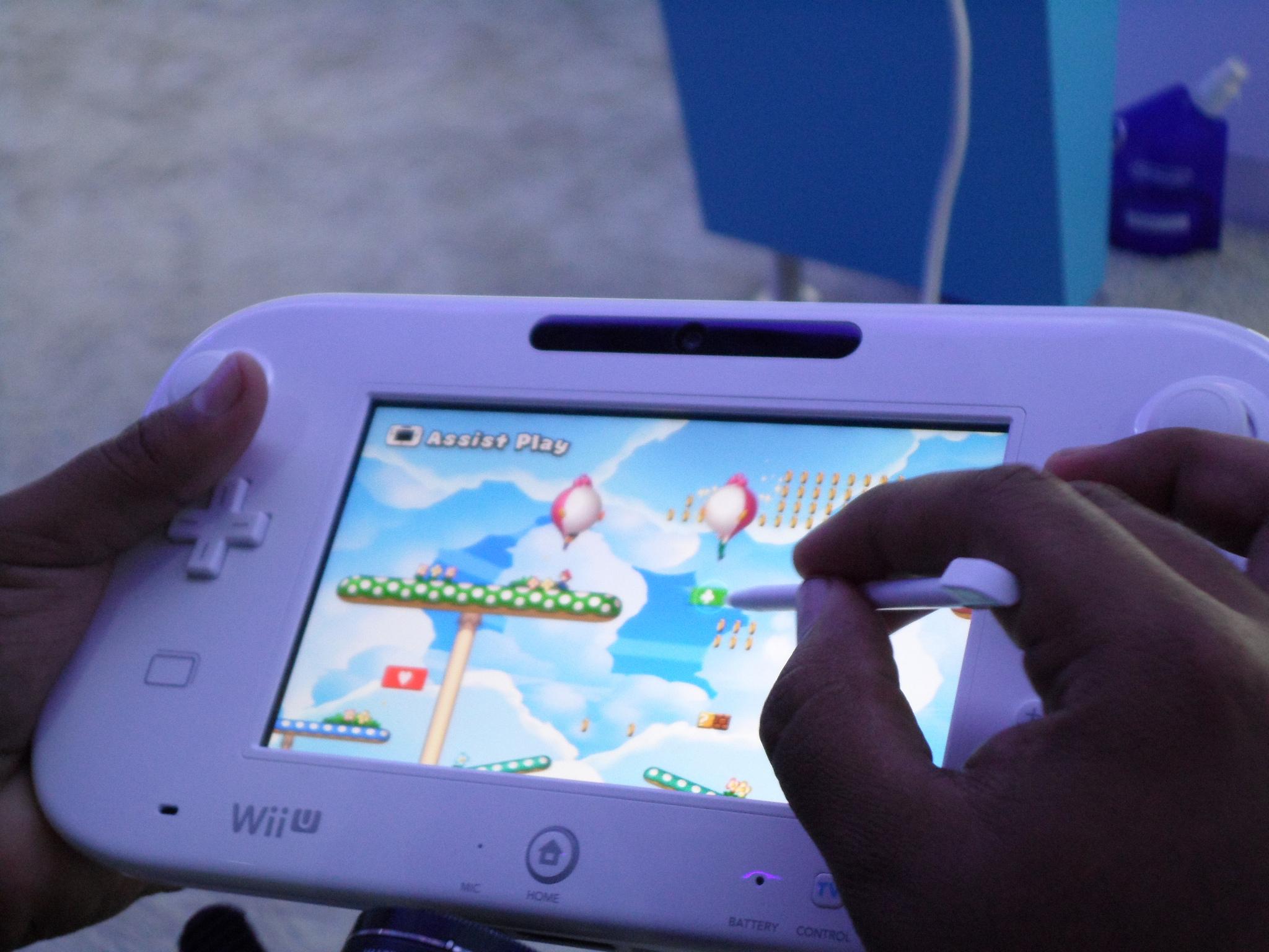 El Gamepad de WII U ya funciona en pc, y con Stream