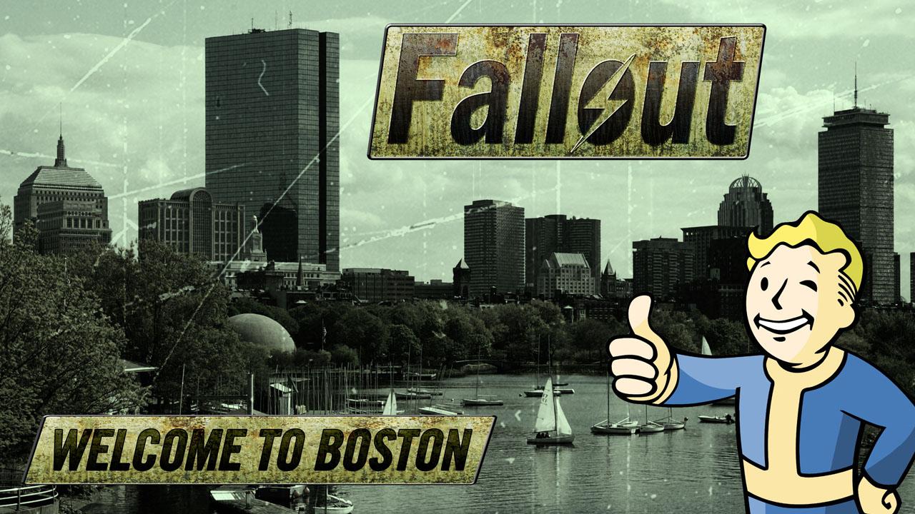 Documentos filtrados indican que Fallout 4 se desarrollaría en Boston [AHORA SI]
