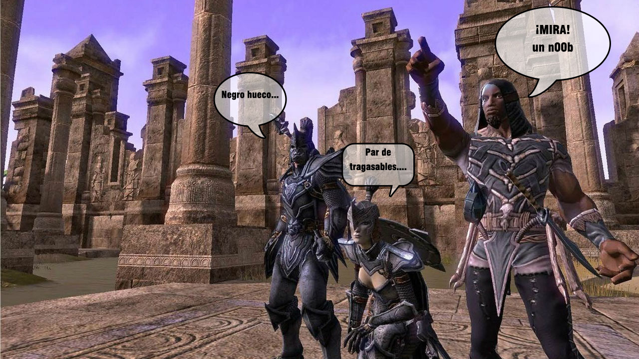 The Elder Scrolls Online ya tiene fecha de lanzamiento para PC, Mac, Xbox One y PS4 [MMORPG]
