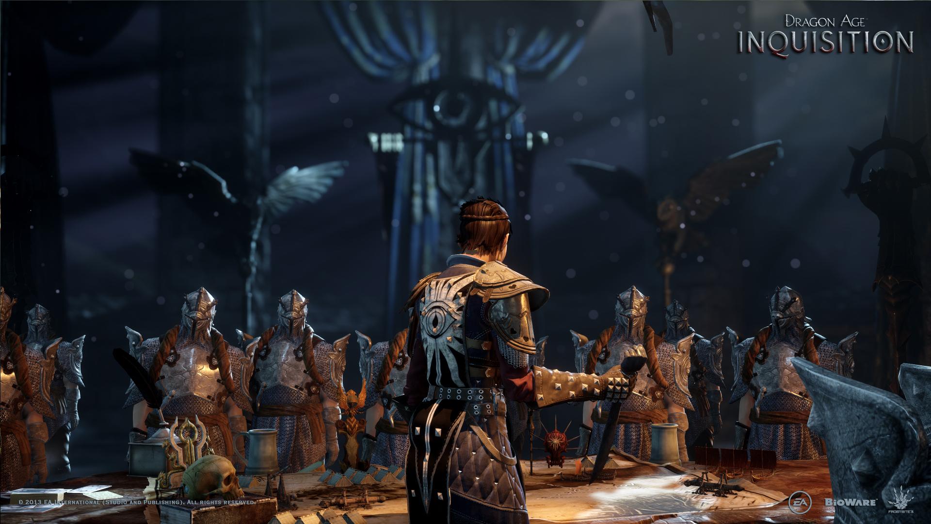 Dragon Age: Inquisition tendrá un modo para capturar, gestionar y defender fortalezas