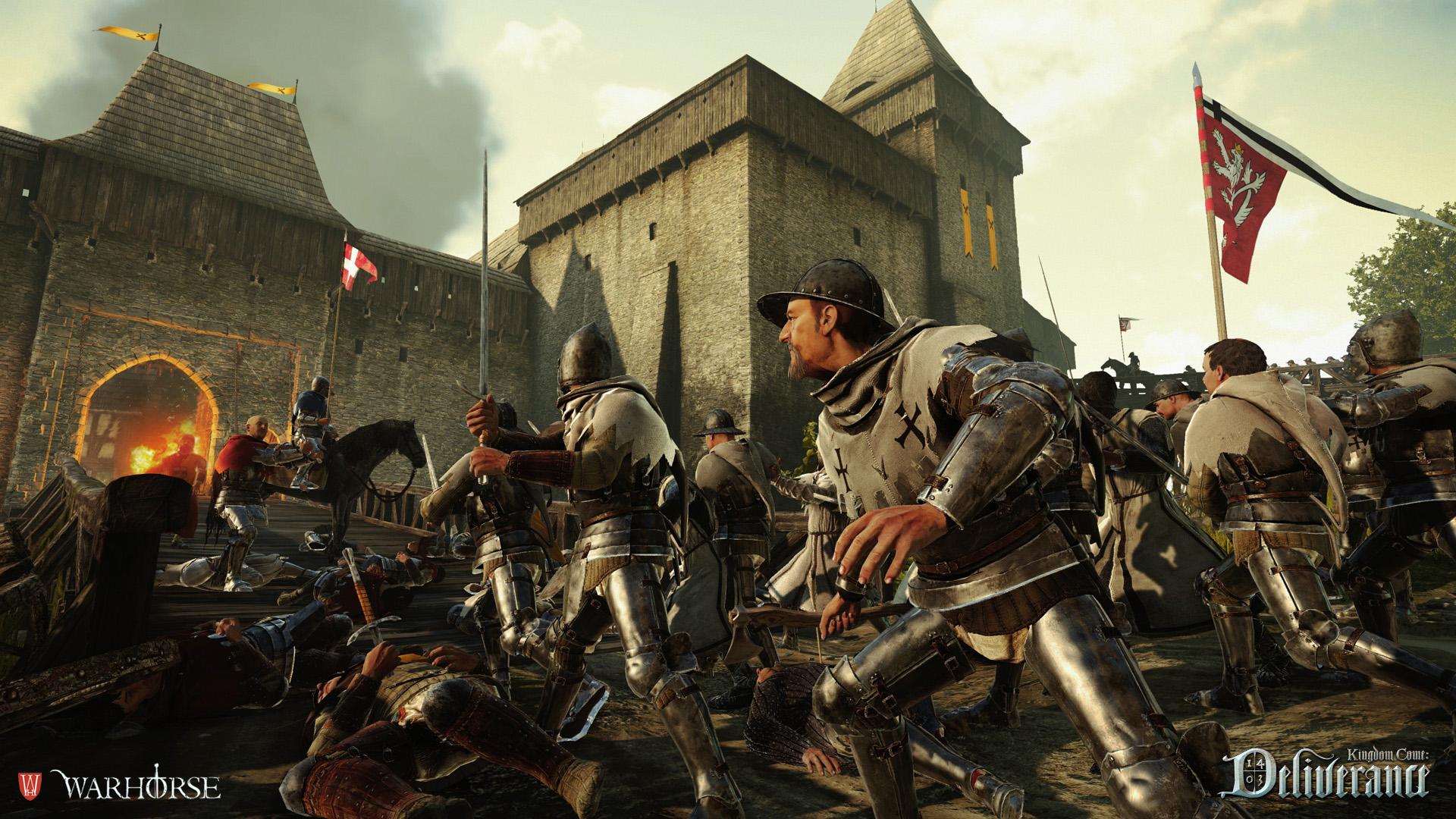 El proximo rey de los RPG necesita ayuda, Kingdom Come: Deliverance anuncia su campaña Kickstarter