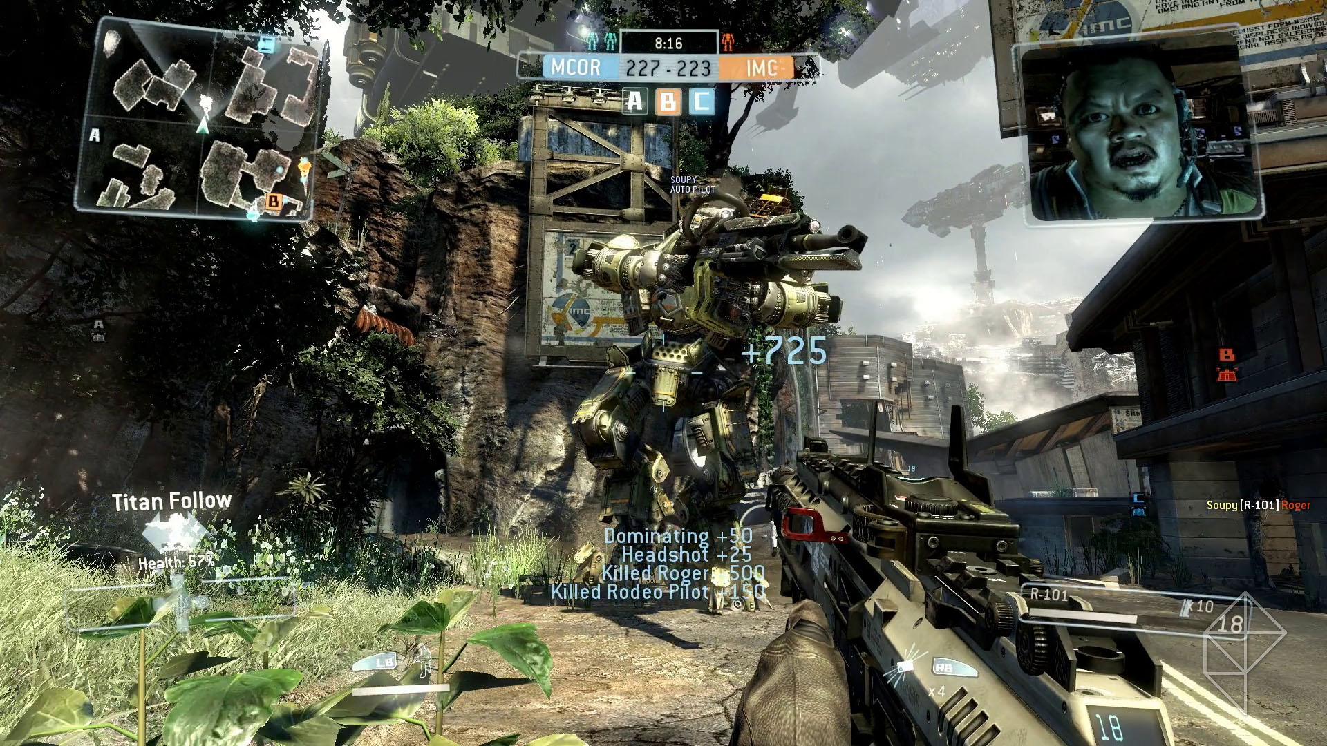 Comparativa de Titanfall en PC vs Xbox One vs Xbox 360 ¿Cual se ve mejor? [Video]