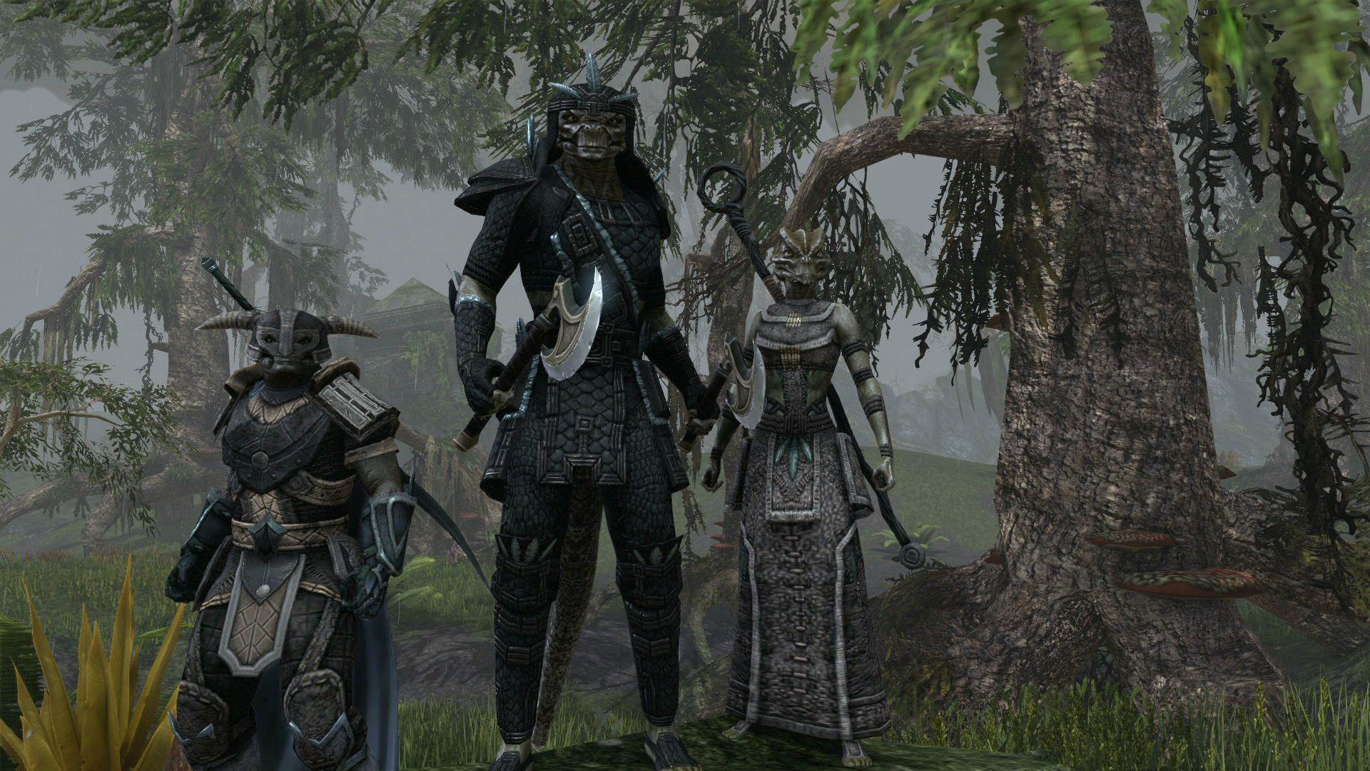 El nuevo trailer CGI de The Elder Scrolls Online esta para chuparse los dedos [Video]